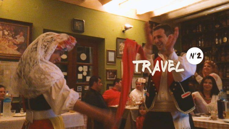 Corfu tavern